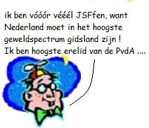 molentjesman over JSF en PvdA  FA_00574