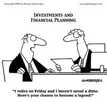 spaargeld -pensioen