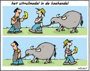 uitruil - koehandel