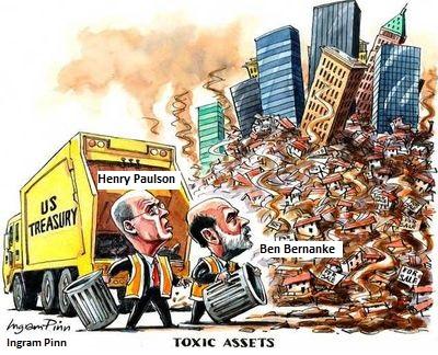 toxic assets ing. pinn