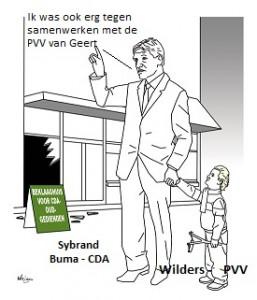 Buma en Wilders_Ik was tegen_