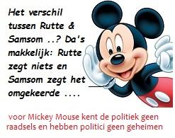 Mickey tekst SamsoRut