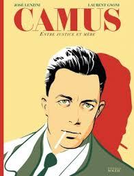 Camus getekend