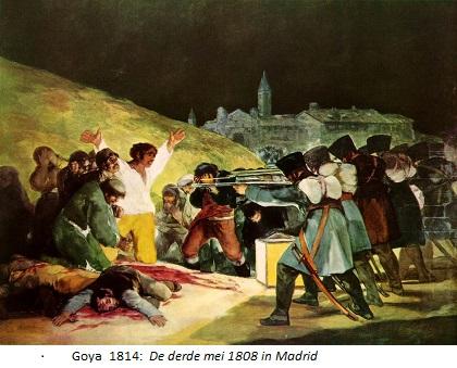 Goya_Derde mei in Madrid -1808
