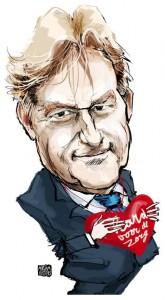 Martin van Rijn illustratie: Mirjam Vissers