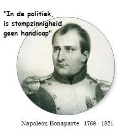 napoleon over politiek