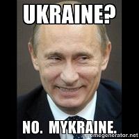 Putin MYkraine