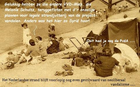 Strand VVD-vrij_PvdA