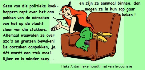 Toverheks Antanneke _politici