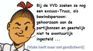 Wiske en de  VVD