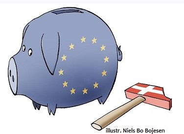 Zwitserland rooft EU leeg