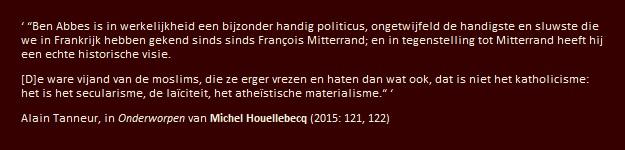 citaten Houellebecq