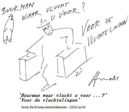 politieke vluchtelingen in nederland