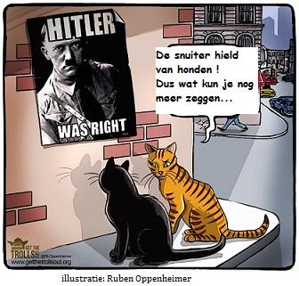 Hitlerright_Ruben Oppenheimer