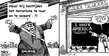 Saudi scholen_terreurbestrijding