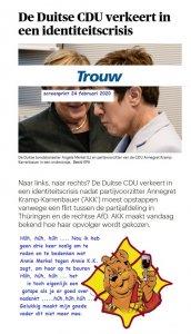 Nederlandse mannen flirten